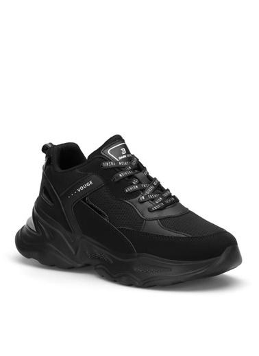 Dark Seer Ds3.5207 Sneaker 2021 Kadın Siyah